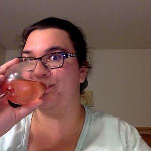Wine is always appropriate