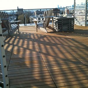 Deck Flooring Alternatives
