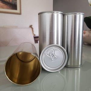 Vendo latas virgens 1 litro