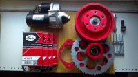 Reduction drive for Rotax 503 - 1.jpg