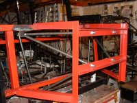 engine mount jig on fuselage jig.jpg