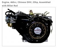 Clone Engine, 460cc, Chinese OHV, 25hp, Assembled with Billet Rod.jpg