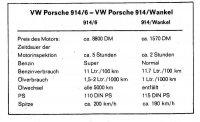 VW Porsche 914 vs Porsche 914 Wankel NSU -1972.jpg