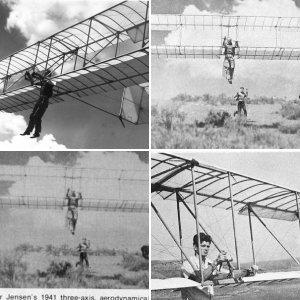 Volmer Jensen VJ-11 glider