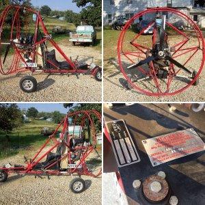 1997 Buckeye Dream machine 2 Seat PPC
