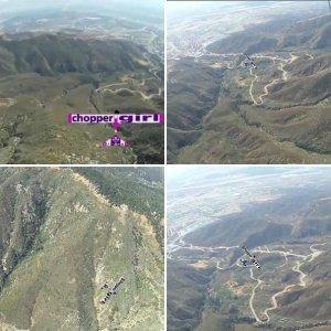 Fun Chase Plane Views