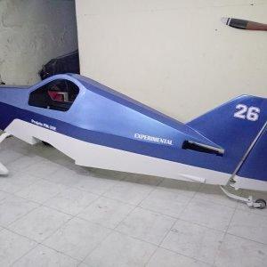 Eletric aircraft PIK-26