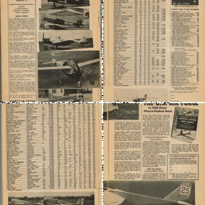 Air Progress 1959 - Ultralights