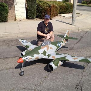 ME262 build by Dave