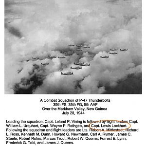 Ch 13 F 19440728 P 47s in Flight over New Guinea, 600dpi GS