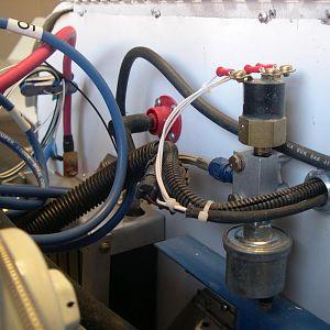 nason switch & oil pressure sensor
