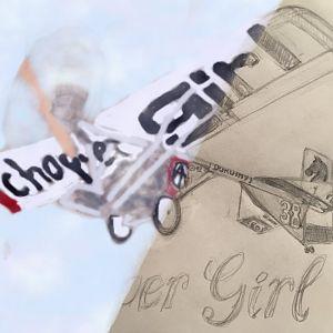 Choppergirl VJ 24W Cartoon 12