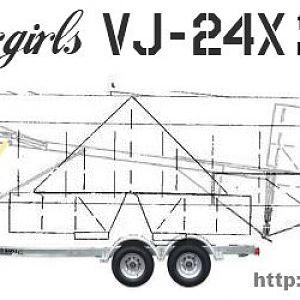 Choppergirl's Folding Wings