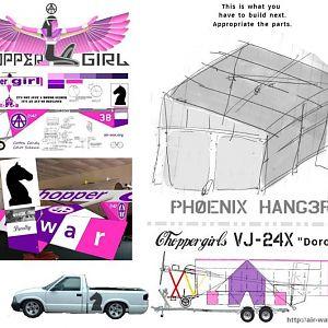 Phoenix Hanger, VJ 24X