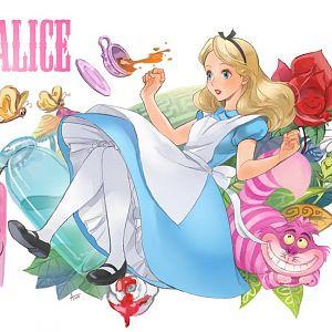 alice pastel