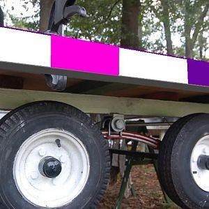 Trailer Mockup 800 Pink and Purple and White