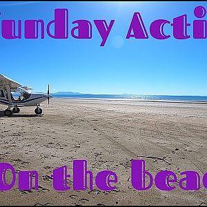 Beach flying