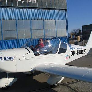 BMW powered Eurostar