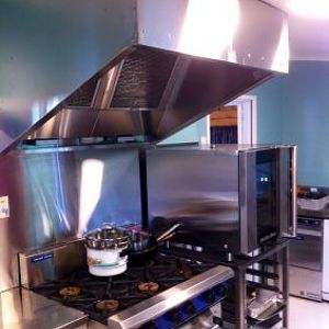 Restaurant Heat Recovery Ventilation System