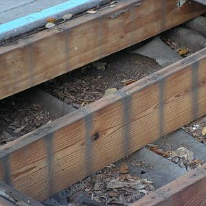 Deck Sagging and Rotting