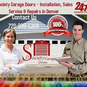 Garage Door Parts Replacement & Installation