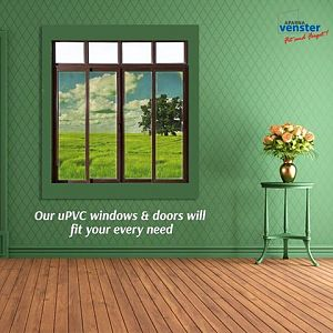 Benefits of uPVC Windows and Doors. Aparna Venster.