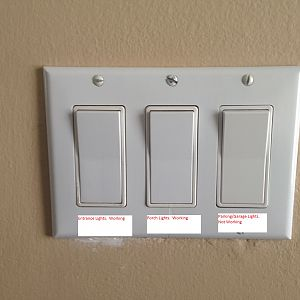 House Switches