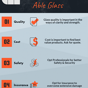 4 Important things to consider while opting for glass replacement