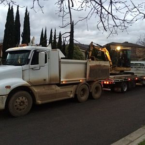 Excavation Machine Melbourne