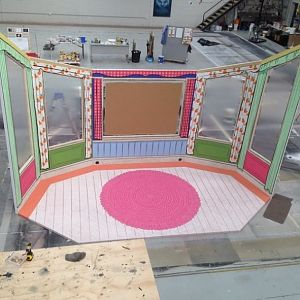 Quality Theatre Set Building Services
