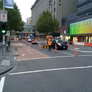 Effective Traffic Control in Melbourne