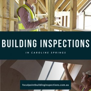Top Building Inspections in Caroline springs