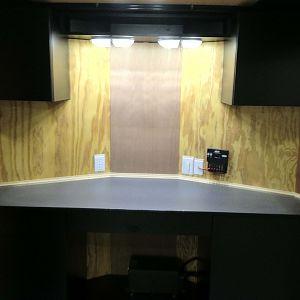Custom front cabinets