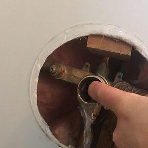 bath faucet valve