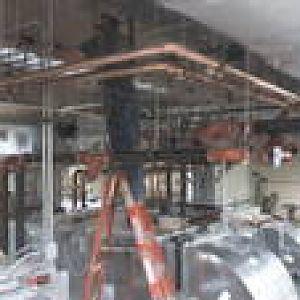 Ballys Atlantic city  mechanical room