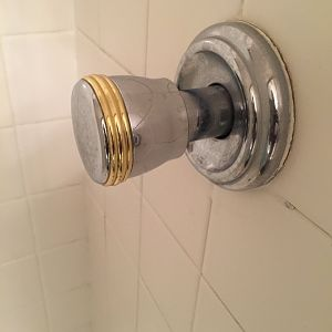 Old Shower knobs