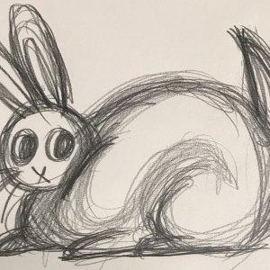 Rabbit design thumbnail