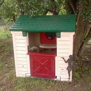 Hunny Bunny's cottage