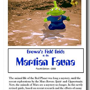 Field Guide to Martian Fauna
