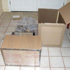 Tank Unpacked