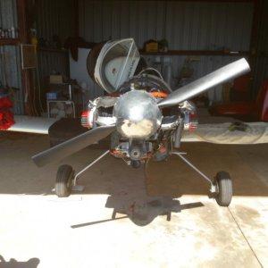 Ground adjustable prop, Warp Drive prop.jpg