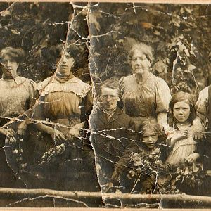 Hop Picking Retouch - Image 1