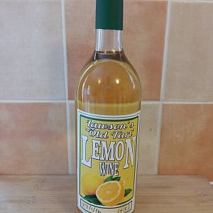 'Old Tart' Lemon Wine