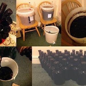25/11/14 Bottling Day