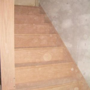 New Stair Basement 1