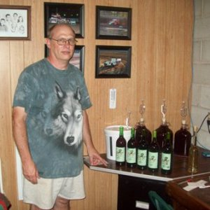 Me and my First Wines