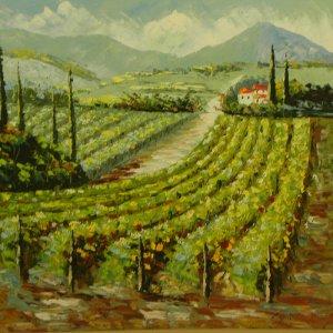 Wine Art - Banners