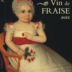 Jessica's Vin de Fraise 2012
